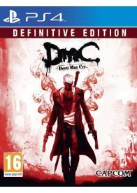 PS4 DMC : Devil May Cry - Korišćeno - Gamesguru