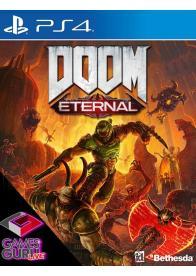 PS4 Doom Eternal G-live akcija -GamesGuruLive