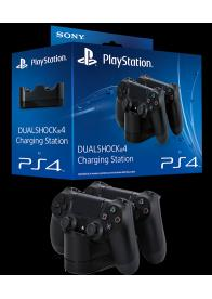 Punjač PS4 DualShock Charging Station - GamesGuru
