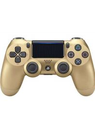 Dualshock 4 Wireless Controller PS4 Gold - GamesGuru