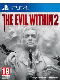 PS4 The Evil Within 2 - korišćeno - Gamesguru