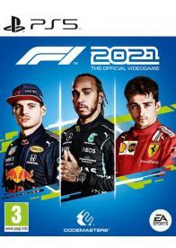 PS5 F1 2021 - Gamesguru