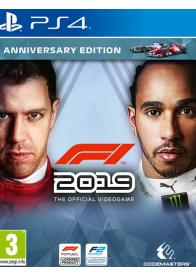 PS4 F1 2019 - Anniversary Edition - GamesGuru