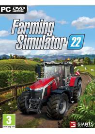 PC Farming Simulator 22 - Gamesguru