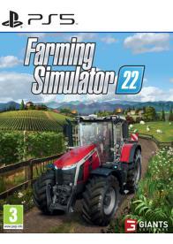 PS5 Farming Simulator 22 -  Gamesguru