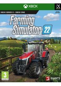 XBOX ONE/XSX Farming Simulator 22 - Gamesguru