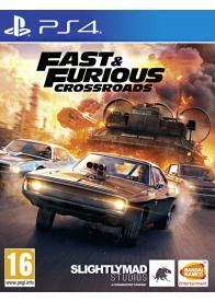 PS4 Fast & Furious: Crossroads - GamesGuru