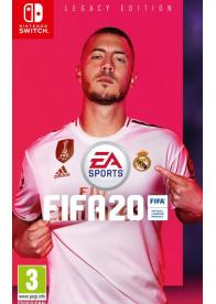 FIFA 20 - GAMES GURU - NINTENDO SWITCH