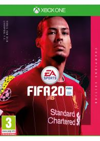 FIFA 20 CHAMPIONS EDITION - GAMES GURU - XBOX ONE