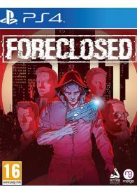 PS4 Foreclosed - Gamesguru