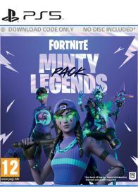 PS5 Fortnite: Minty Legends Pack - Gamesguru