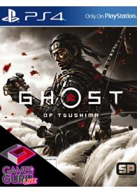 Ghost of Tsushima  G-live Akcija! - GamesGuru