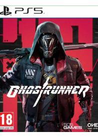PS5 Ghostrunner - Gamesguru