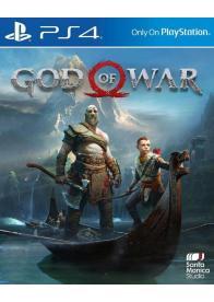 PS4 GOD OF WAR  - GamesGuru