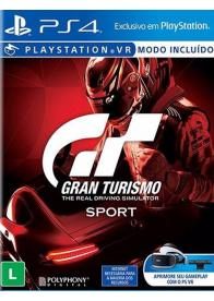 PS4 Gran Turismo Sport Playstation Hits - GamesGuru