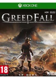 XBOX ONE Greedfall - GamesGuru