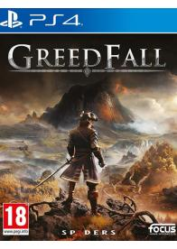 PS4 Greedfall - GamesGuru