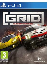 PS4 GRID - Ultimate Edition - GamesGuru