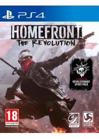 PS4 HOMEFRONT THE REVOLUTION - KORIŠĆEN