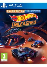 PS4 Hot Wheels Unleashed - Day One Edition - Gamesguru