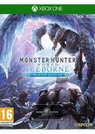 XBOX ONE Monster Hunter World Iceborn Master Edition - GamesGuru