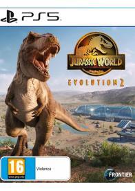 PS5 Jurassic World Evolution 2 - Gamesguru