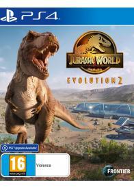 PS4 Jurassic World Evolution 2 - Gamesguru