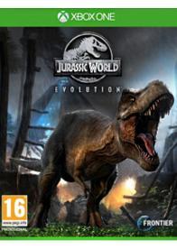 XBOX ONE Jurassic World Evolution - GamesGuru