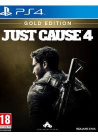 PS4 Just Cause 4 - gold edition - Gamesguru