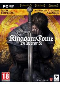 PC Kingdom Come Deliverance - Royal Edition - GamesGuru