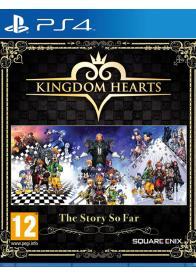 PS4 Kingdom Hearts - The Story So Far - GamesGuru