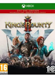 XBOX ONE King's Bounty II - Day One Edition - Gamesguru