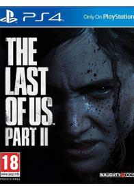 PS4 The Last of Us Part II - KORIŠĆENO