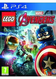 PS4 LEGO Marvel Avengers - GamesGuru
