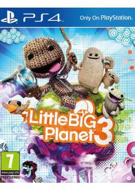 PS4 Little Big Planet 3 - Gamesguru