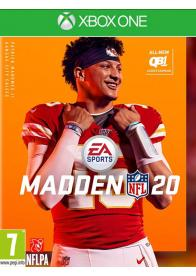 XBOX ONE Madden 20 - GamesGuru
