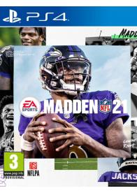 PS4 Madden 21 - GamesGuru