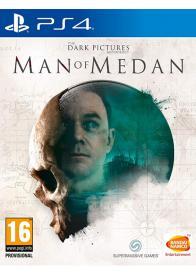 PS4 The Dark Pictures: Man of Medan - GamesGuru