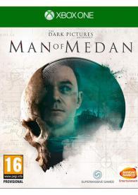 XBOX ONE MAN OF MEDAN - koršćeno