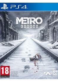 PS4 Metro Exodus - KORIŠĆENO - GAMESGURU