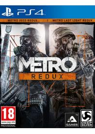 PS4 Metro Redux - Gamesguru