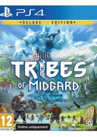 PS4 Tribes of Midgard: Deluxe Edition - Gamesguru