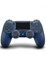 DualShock 4 Wireless Controller PS4 Midnight Blue - Gamesguru