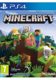 PS4 Minecraft Bedrock Edition - GamesGuru