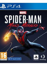 PS4 Marvel's Spider-Man Miles Morales - GamesGuru