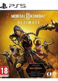 PS5 Mortal Kombat 11 Ultimate Edition - GamesGuru