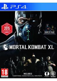 PS4 Mortal Kombat XL - GamesGuru
