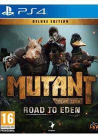 PS4 Mutant Year Zero - Road to Eden Deluxe Edition - GamesGuru