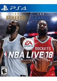 PS4 NBA LIVE : THE ONE EDITION