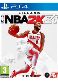 PS4 NBA 2K21 - GamesGuru